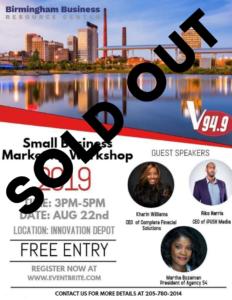 Small-Business-Marketing-Workshop-2019