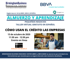 BBVA Workshop 10.13.20