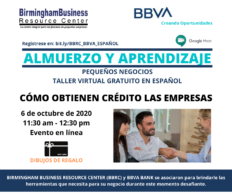 BBVA Workshop 10.6.20