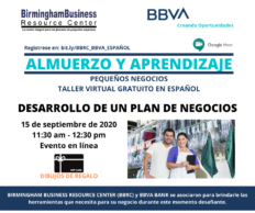 BBVA Workshop 9.15.20