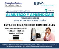 BBVA Workshop 9.22.20