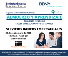 BBVA Workshop 9.29.20