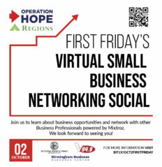 FirstFridayVirtualSmallBusinessNetworkingSocial