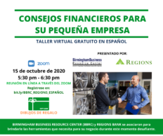 Regions Workshop 10.15.20