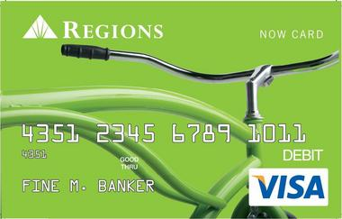 Regions rolling out non-traditional financial services with Regions Now Banking