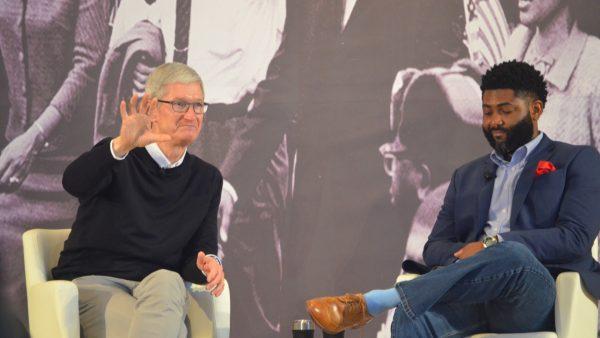 Apple CEO Commemorates King's Legacy in Birmingham