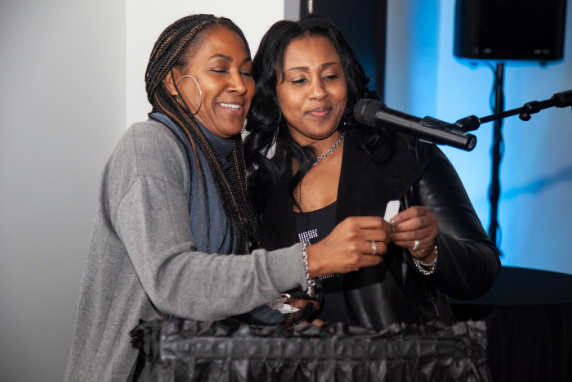 Behind the 'Woosah' name, and networking event, in Birmingham