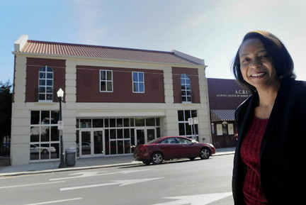 Birmingham architect, lawyer giving new life to former Famous Theater