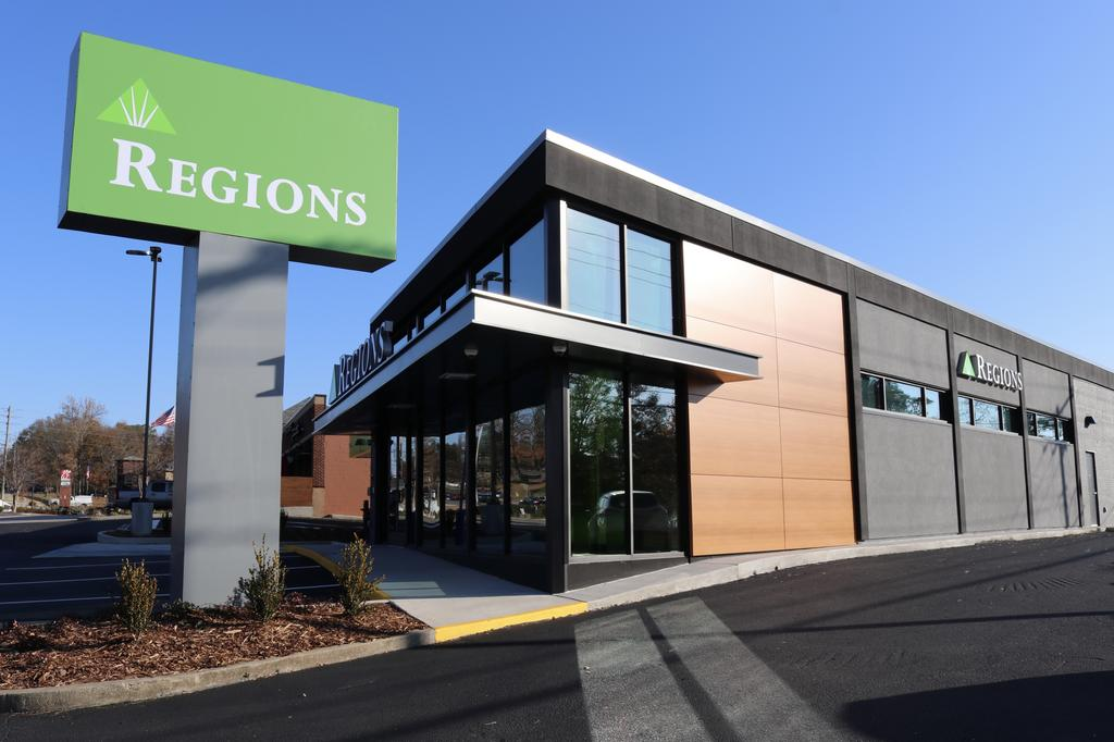 Regions Bank donates $250,000 to Birmingham Strong Fund