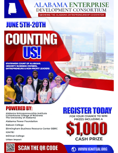 BBRC Counting Us Flyer